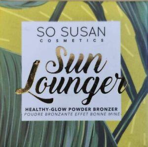 2,5 g So Susan Sun Lounger Healthy Glow Powder Bronzer # Solar Flare