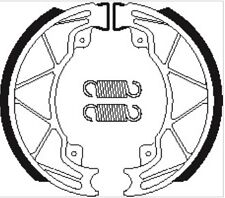 Machoires de frein Bendix BA187 Organique pour GILERA