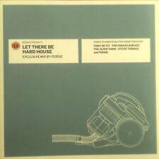 CD Let there be hard house-EXCLUSIVE MIX BY FERGIE