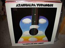 ATAHUALPA YUPANQUI la guitare des andes ( world music )