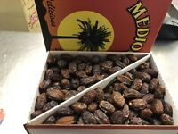 MEDJOOL DATES 11LB FRESH CALIFORNIA