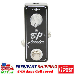 Mosky BP Booster Guitar Effect Pedal Clean Boost DIP PCB Swithe True Bypass