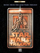 Music From The Star Wars Trilogy-Special Edition:Violin Music Book New On Sale!