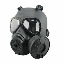 Tactical Airsoft Face Protection Safety Mask Guard Toxic Gas Mask New