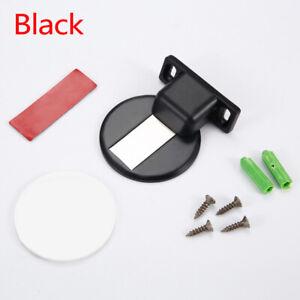 Invisible Anti-Collision Floor Mounted Door Stopper Magnetic Door stop Holder
