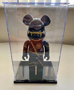 Bearbrick Display Case 400% Acrylic Plastic Box Protection Dustproof Be@rbrick