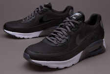 Womens Nike Air Max 90 Ultra Essential Black Running Shoes agsbeagle 7.5