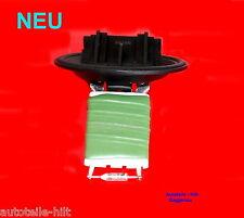 Gebläseregler Vorwiderstand neu AUDI,SEAT,SKODA,VW 1.0,1.2,1.4,1.6 TDI