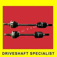 2 NEW CV JOINT DRIVE SHAFT FOR FORD FG V6 TURBO / V8 REAR