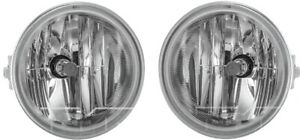 2 Fog Driving Lamp Assembly Left & Right for FORD F150 and Lincoln Mark LT