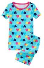 NWT Girl/'s Gymboree Bumblebee short sleeve shirt shorts pajamas gymmies ~ 4