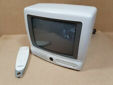 Thomson CRT TV 9½ Inch Screen Retro Gaming TV With Remote Control