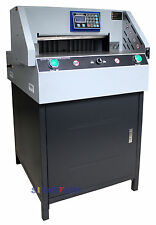 """New 490mm 19.3"""" Programmable Paper Cutter Cutting Machine,Upgraded! Version"""