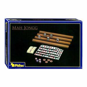 Philos Mah Jongg Set With Racks NEW