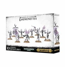 Daemonettes of Slaanesh 10 Warhammer 40K Age Sigmar Chaos Daemons AoS