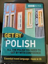 BBC Get By in Polish Travel Pack by Kasia Chmielecka (Mixed media product, 2008)