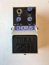 Tokai TCH-2 Z-II Analog Chorus Rare Vintage Guitar Effect Pedal MIJ Japan