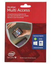 McAfee Multi Access Internet Security 1 User 3 Device 1 Year Activation Code