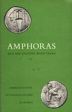 Amphoras and the ancient wine trade- 1961 American School of Classical..-SC93