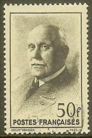 """FRANCE TIMBRE STAMP N° 525 """" MARECHAL PETAIN 50F """" OBLITERE TB"""
