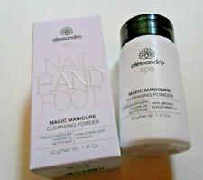 Alessandro Spa Nail Hand Foot Magic Manicure Cleansing Powder  40g NEU