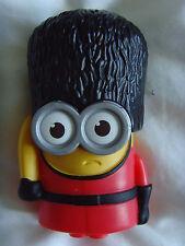 McDonalds Minion Toy Queen's Guard