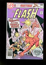 Flash 291 (7.0) 1St App Sabertooth George Perez Firestorm Dc (b047)