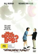 What About Bob? (DVD, 2014) Bill Murray  Richard Dreyfuss  COMEDY NEW AND SEALED