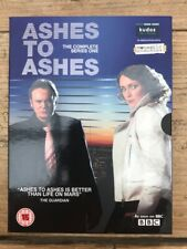 Ashes to Ashes - Complete BBC Series 1 - R2 DVD - Keeley Hawes, Philip Glenister