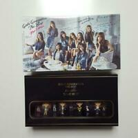 SNSD GIRLS GENERATION THE BEST NEW EDITION JAPAN Limited CD+DVD+BOOK+FIGURE