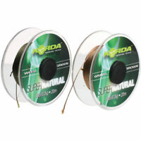 Korda Carp 18/25lb Fishing Braid Supernatural Braided Hooklink Green/Brown