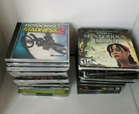 Lot of 22 Vintage Computer PC Laptop GAMES - Like new Condition