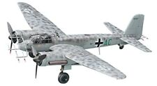 Hasegawa 1/72 Junkers Ju88G-6 Nacht Jager Model Kit NEW from Japan