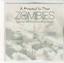 (DK292) The Zombies, A Moment In Time - 2011 DJ CD