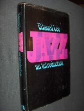 Jazz an introduction E. Lee 1972 MI