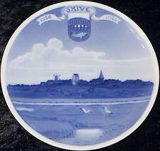 1926 Royal Copenhagen intende eller/commemorative Plate #244