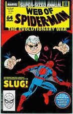 Web of Spiderman Annual # 4 (USA, 1988)