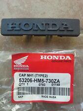 1985 TO 1987 HONDA ATC BIG RED 250ES Honda 53206-HM5-730ZA KEY DASH PAD CAP NOS