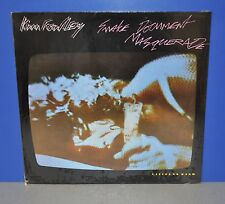 Kim Fowley Snake Document Masquerade D 79 Island 1st press still sealed Vinyl LP