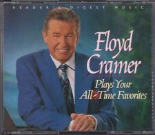 READER'S DIGEST Music FLOYD CRAMER Plays Your All Time Favorites 3 CD 1997 Rare