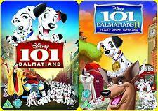 101+101 DALMATIANS 2 PATCH'S LONDON ADVENTURE Original Disney DVD Collection NEW