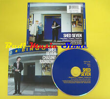 CD Singolo SHED SEVEN Chasing rainbows 1996 uk POLYDOR no lp mc dvd (S15)