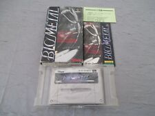 >> BIOMETAL BIO METAL SHOOT SFC SUPER FAMICOM JAPAN IMPORT COMPLETE IN BOX! <<