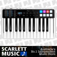 IK Multimedia iRig-Keys I/O 25 Key MIDI Keyboard for iOS w/ Audio Interface