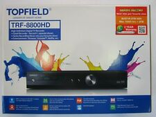 Topfield TRF-8800 2TB HD Video Recorder New in Box Low Price for Limited Time