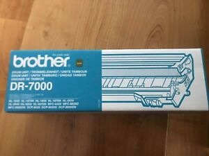 New Boxed - Genuine Part- Brother - Drum Unit DR-7000
