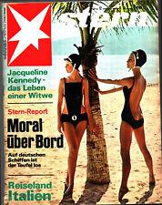 Der Stern Nr. 12 März 1967 Eliette Karajan, Britt Eklund, Peter Selles,Eva Renzi