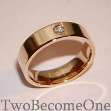 Handmade Round VS2 Fine Diamond Rings