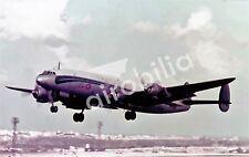 CATAIR LOCKHEED CONSTELLATION departing Malta  -  6x4 Print