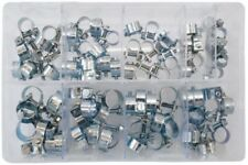 Mini Hose Clips Stainless Steel (Size 7 - 17mm) Assorted Box QTY 75 AT166